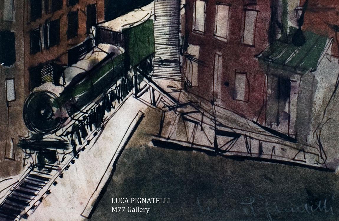 LUCA PIGNATELLI M77 Gallery